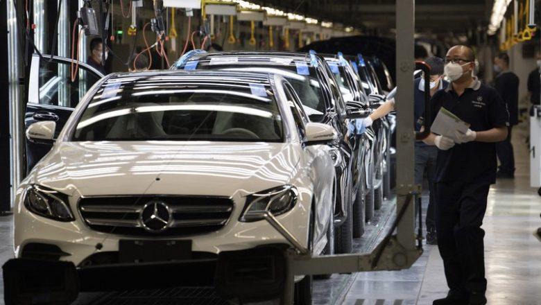 Mercedes-Benz: Delivers 550 vehicles during Navratri, Dussehra