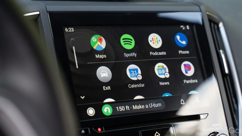 Android Auto preparing custom shortcuts for Google Assistant actions and contacts