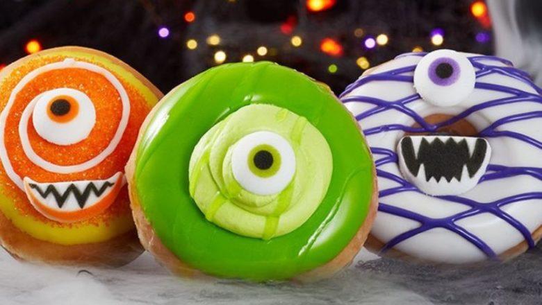 Krispy Kreme unveiled Spooky New Halloween Donuts