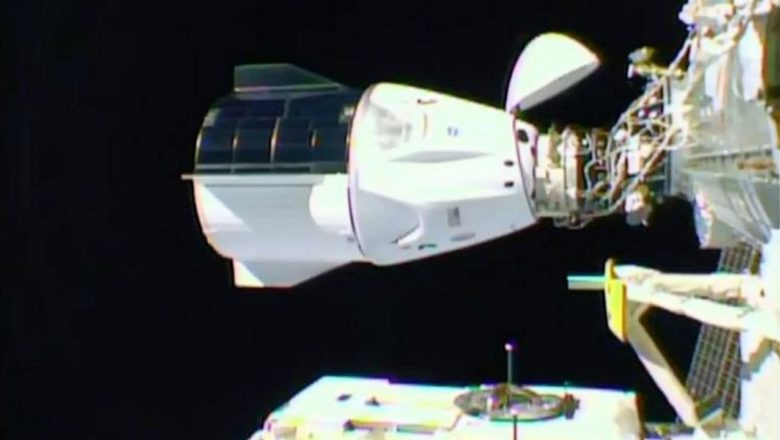 SpaceX, NASA Crew-1 mission- docks with ISS for six-month stay