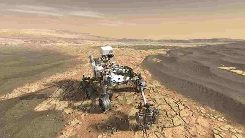 NASA Curiosity rover shows signs of 'unimaginable' Mars megafloods