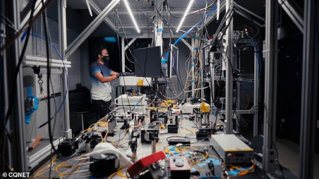 For the first time, NASA scientists and partners have achieved long-distance quantum teleportation