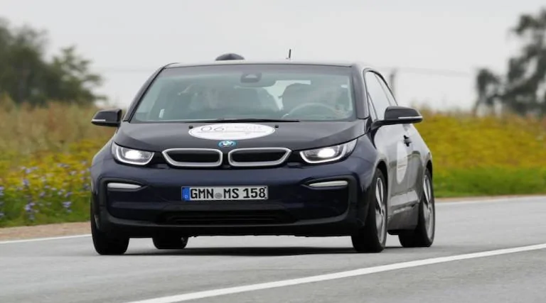 BMW: Aims for 20% of its vehicles to be 'electric' by 2023
