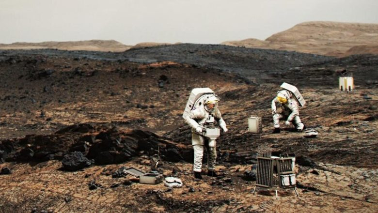 How to get individuals from Mars to Earth and back safely