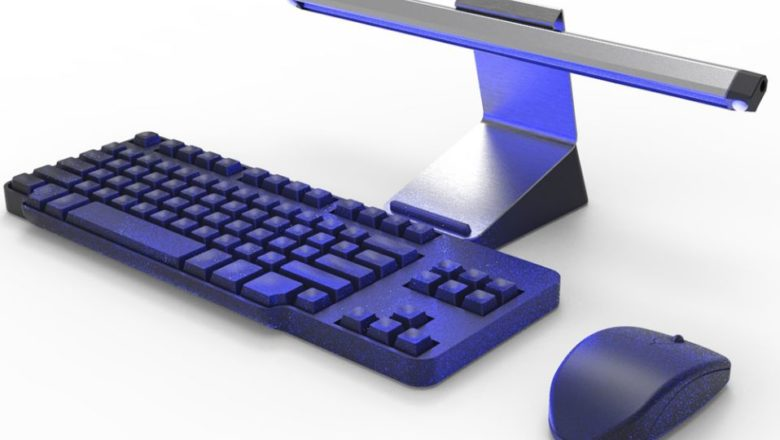 Targus reports an antimicrobial keyboard light and backpack