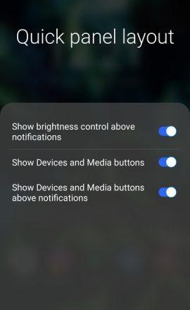 Samsung's One UI 3.1 hides- Google Device Controls