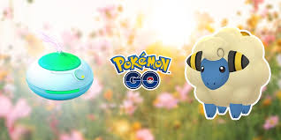 Pokémon Go: Mega Ampharos and Mareep Incense Day