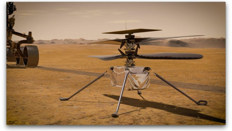 Things to know about NASA's Mars helicopter on its approach to Mars