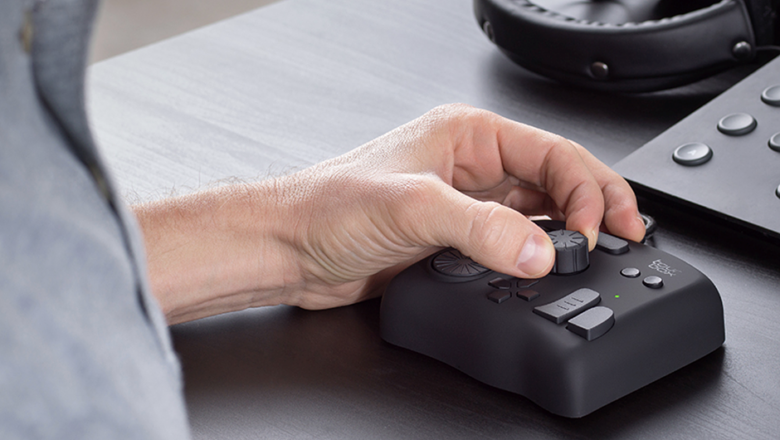 TourBox Neo- is the graphic design altering controller that finally gets it all right