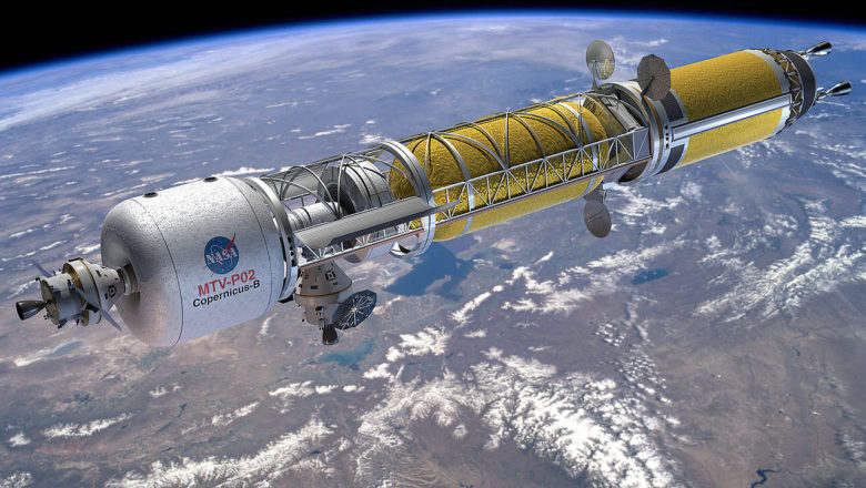 Nuclear-powered rocket could get astronauts to Mars quicker